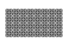 Ebern Designs Medieval Art Seamless Floral Pattern Wall Decal Wayfair