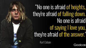 highly emotional kurt cobain quotes that will tug at your heart