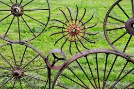 The Dahmen Barn And Wheel Fence Palouse Country Washington Randall K Roberts