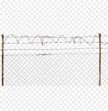 Barbed Wire Fence Fence Png Image With Transparent Background Toppng