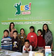 Học tiếng Anh cho trẻ em tại trung tâm Anh ngữ YES! - Hoc tieng anh online    tieng anh 123 co ban