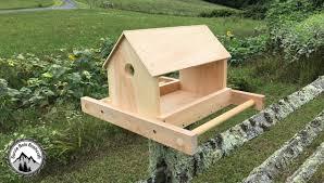 ment fabriquer une mangeoire en bois