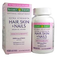 nature s bounty hair skin and nails