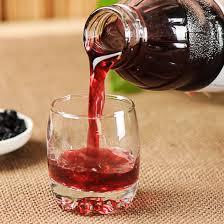 china shjump customize blueberry wine