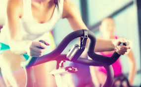what muscles does a stationary bike work