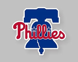 Phillies Decal Etsy