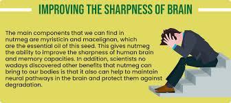 top 10 surprising benefits of nutmeg