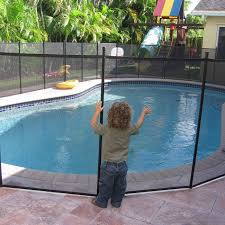 Shop Water Warden Pool Safety Fence Overstock 2621156