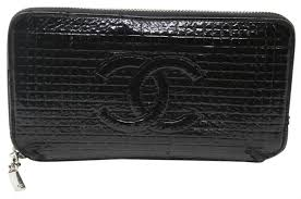 patent leather micro chocolate bar