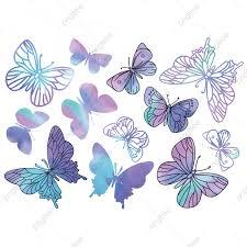 خلفية الفراشة الفراشات الحيوانات تحلق Png والمتجهات للتحميل مجانا