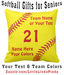 personalized softball gifts for seniors