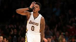 nick young says he could write a book