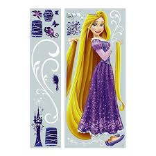 Disney Princess Rapunzel Wall Decal By Roommates