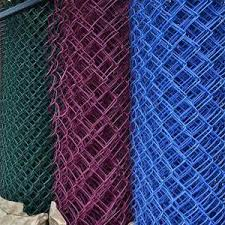 China Factory Directly Supply Chain Link Fence Weave Wire Diamond Mesh China High Quality Chain Link Fence Securiety Fence