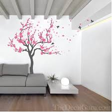 Japanese Cherry Blossom Wall Decals The Decal Guru