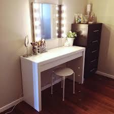 best vanity mirror with lights ikea