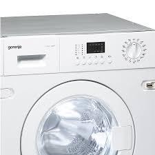 Máy giặt sấy lồng ngang Gorenje WDI73120 HK (Giặt: 7kg / Sấy: 4kg) - Hàng  chính hãng - Máy sấy quần áo