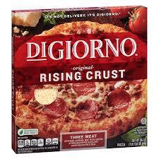 digiorno frozen pizza three meat 12