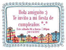Tarjeta De Invitacion By Mariagracia Issuu