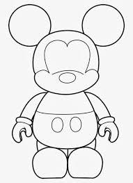 Molde De Mickey Ideas Y Material Gratis Para Fiestas Y