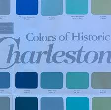 paint colors that reflect historic