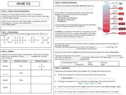 ks4 science revision worksheets