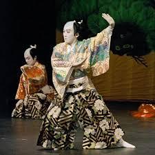 kabuki theatre as spectacle asian