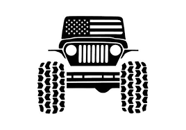 Wrangler Vinyl Decal For Jeeps Flag Decal Car Decal Outdoor Decal Mountain Decal Vinyl Stickers Cricut Projects Vinyl American Flag Decal Flag Decal