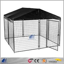 High Quality Outdoor Welded Mesh Pet Fence Dog Run Dog Cage Dog Kennel Pet Playpen China Dog Kennel And Dog Run Price Made In China Com