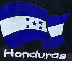 Honduran Pride Honduras Flag Car Decal Sticker Ebay