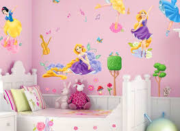 Tangled Rapunzel Wall Stickers Super Tech Independence