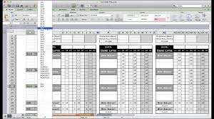 free workout log template excel tracker