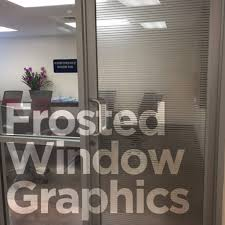 Frosted Window Clings Fantasea Media