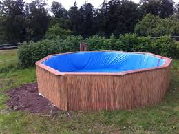 diy dog pool step by step instructions