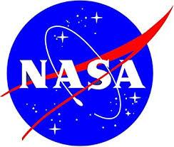 Amazon Com Atomic Market Nasa Seal Usa Space Cosmos Logo Vinyl Sticker Decal Automotive