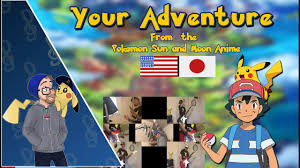 Your Adventure- Pokemon Sun and Moon Anime OP4 (Eng/Jap COVER ...