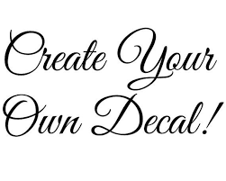 Vinyl Wall Decal Create Your Own Decal Vinyl Letters Custom Etsy Vinyl Wall Decals Wall Decals Vinyl Lettering