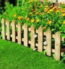 Small Boarder Picket Fence Amazon Co Uk Small Garden Fence Diy Garden Fence Picket Fence Garden