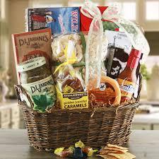 gift baskets chips salsa gift basket
