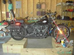 home made lift table pics harley