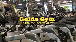 golds gym anaheim garden grove