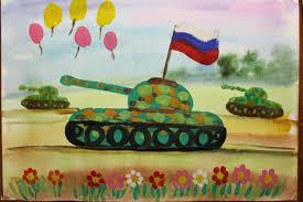 Как нарисовать танк поэтапно. Видео урок для детей 4-6 лет ...