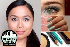how to wear pastel makeup 7 beauty