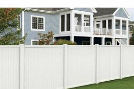 Yardworks Belmont 6 X 6 Privacy Vinyl Fence Panel At Menards
