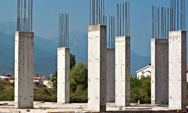 """Resultado de imagem para pilar de concreto"""""""