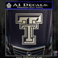Texas Tech Decal Sticker A1 Decals