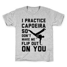 capoeira t shirts lookhuman
