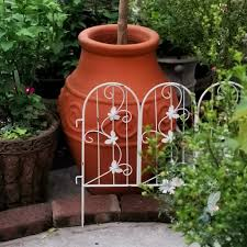Vintage Iron Small Fence Shopee Philippines