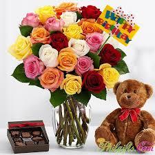 philgifts com birthday flower rose
