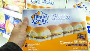 white castle recalls burgers because